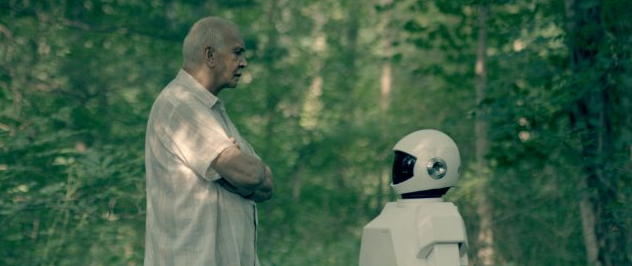 Leids Film Festival: met een robot en liefde via Belgrado weg uit Teheran (1/4)