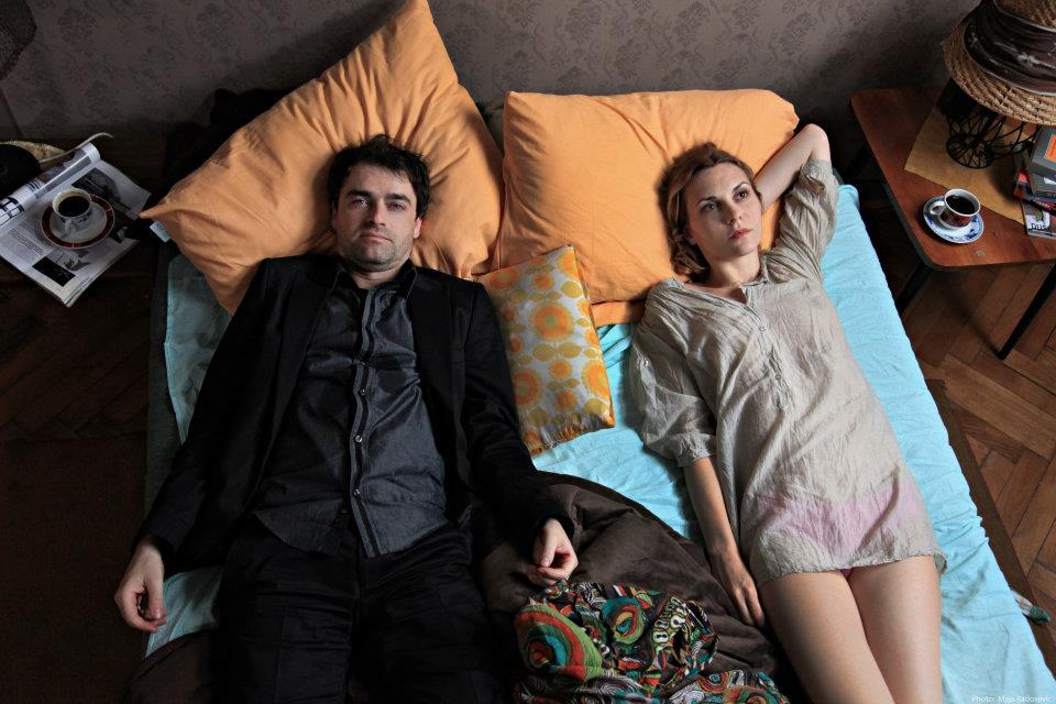 Leids Film Festival: met een robot en liefde via Belgrado weg uit Teheran (3/4)