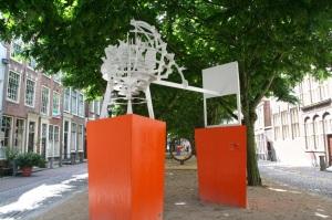 Beelden in Leiden 2012