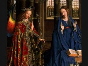 Annunciation_Jan_van_Eyck