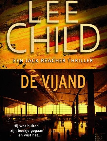 Lee Child - De Vijand