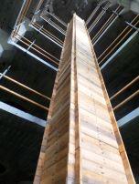 Iede Reckman - Toren (hout)