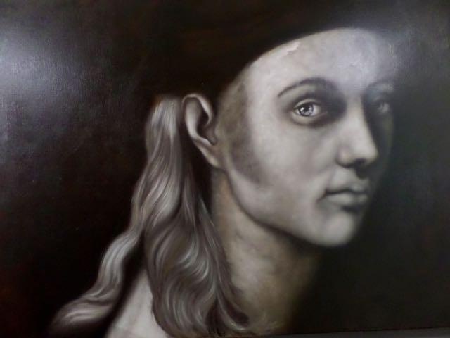Hans van der Velde - Grisaille