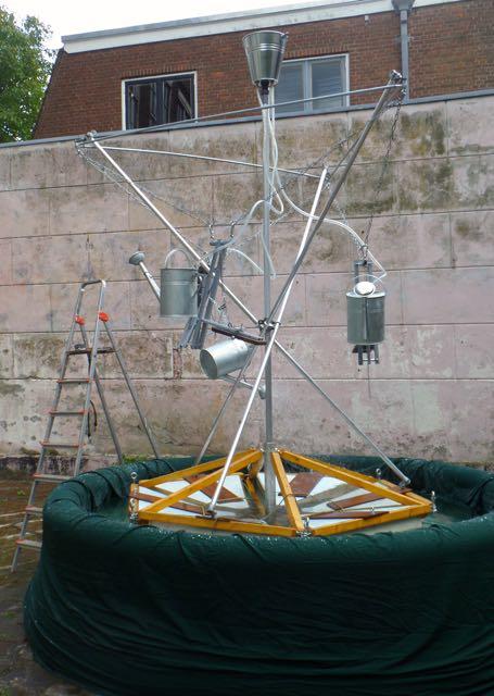 Lampie Wouda - Waterwerk