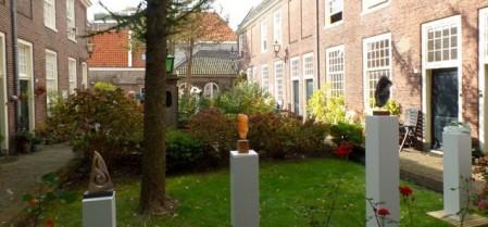 Coninckshofje - Beeldentuin Morslevend