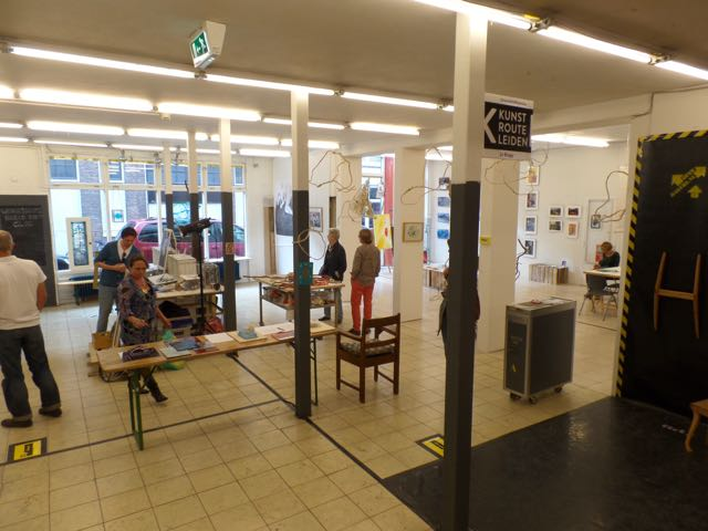 Pop-up warenhuis Even Open