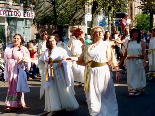 Op reis door de tijd met Romeinse dames