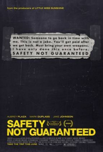 Safety Not Guaranteed 1