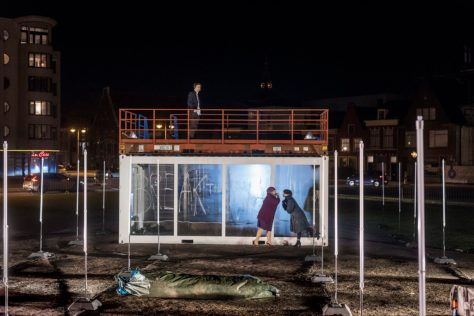 De Bubbel, PS Theater, Lammermarkt Leiden