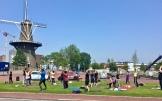 Balance Workout op de Lammermarkt