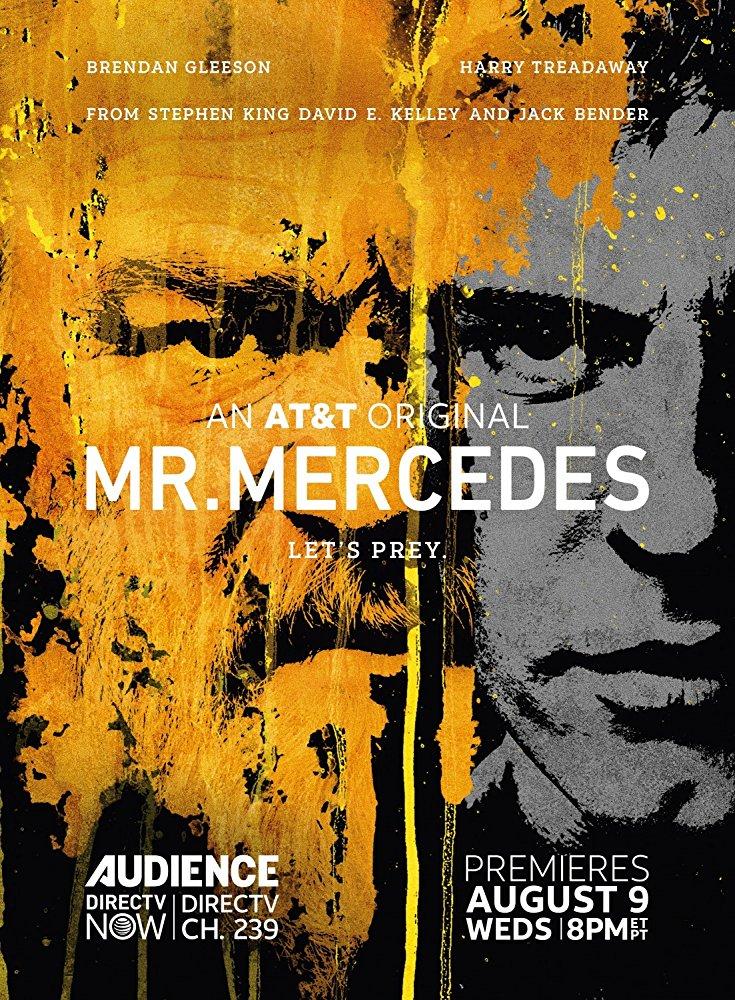 Mercedes affiche