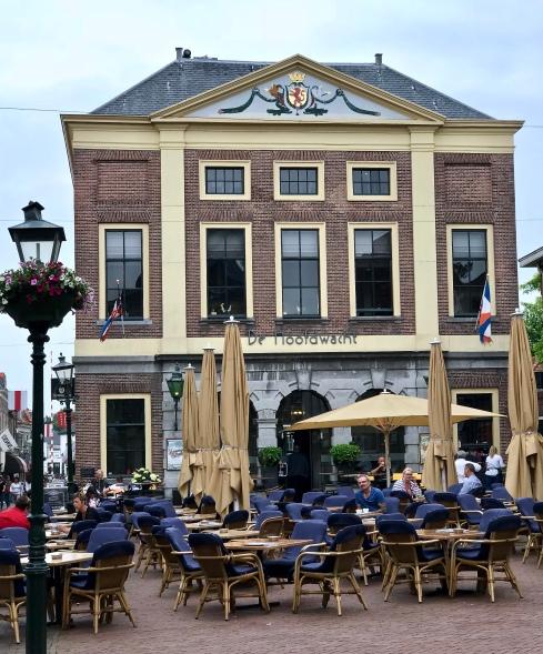 Historisch museum Den Briel / Stadhuis