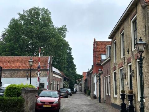 Doorkijkje Rozemarijnstraat