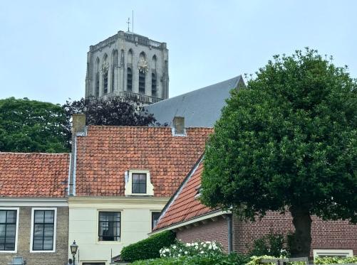 Gezicht op Sint Catharijnekerk