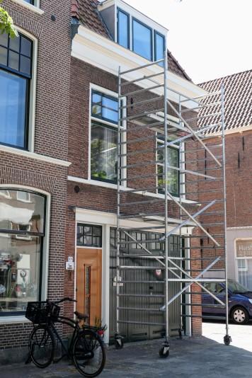 Levendaal, hoek Rijnstraat (andere kant)