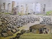 Gerben Ferwerda - Slums in Caracas