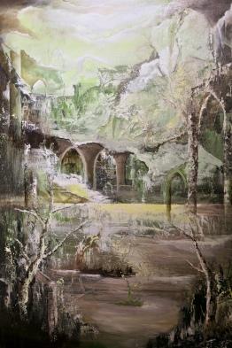 Jacques van Kampen - Verdronken stad