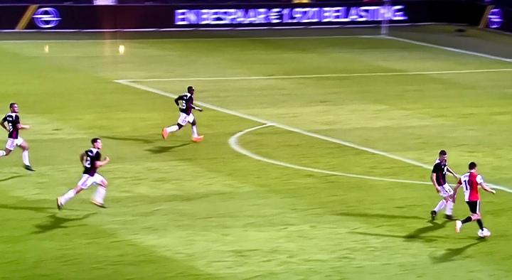 Feyenoord - AS Trencin