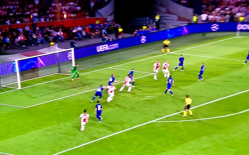 Ajax - Dinamo Kiev